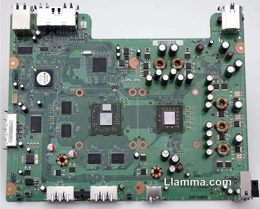 Xbox 360 Motherboards   WT BLOG