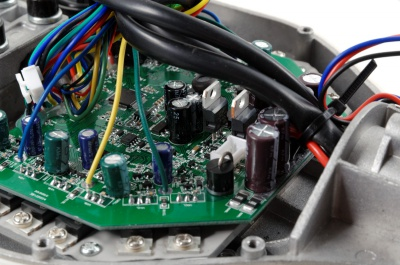 Electric Hoverboard Monorover R2 Teardown - ivc wiki on