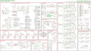 MakerBot Replicator Mightyboard RevE Schematic.png