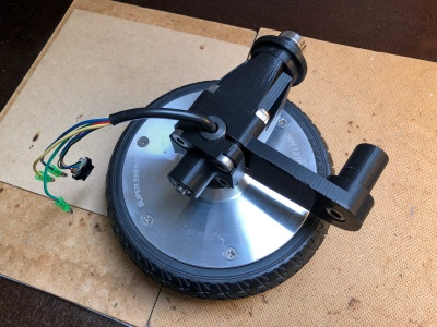 Electric bobby car build wheels front assembly4.jpg