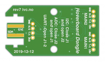 Bobbycar hoverboard throttle breakout pcb bottom.png