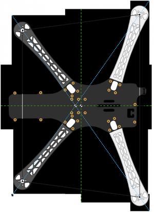 Aus] tbs discovery pro arf + camera + fatshark dominators rc groups.