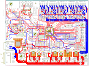 MakerBot Replicator Mightyboard RevE Board layout.png